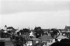 suburb skyline